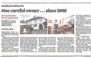 The Irish Times 160218 - 30 Leopardstown Grove